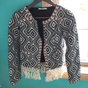 TULAROSA Aztec Santa Fe blazer jacket
